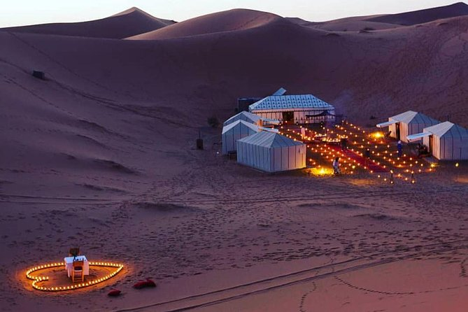 3 Day 2 Night Private Desert Tour To Erg Chabbi From Marrakech