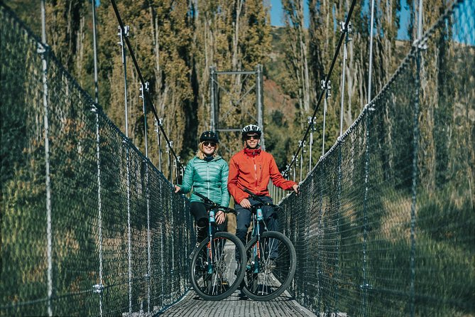 Half-Day Queenstown Winter Trail Bike Tour