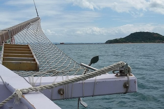 Schooner Tour to Frades Islands and Itaparica, Leaving Salvador - Bahia