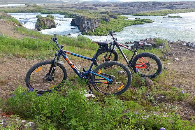 Æðarfossar Mountain Bike Tour