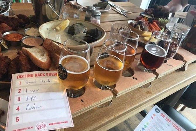 Excursão de cerveja artesanal em Auckland