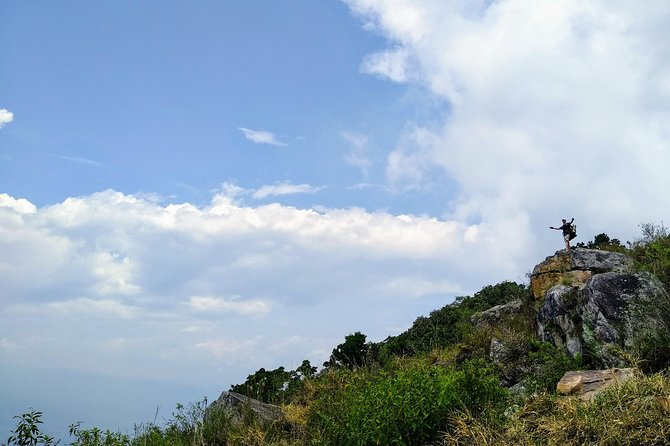 Trekking and Camping Excursion: Serrania La Uchata