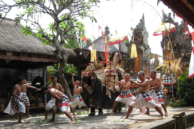 Bali Full-Day Traditional Village Sightseeing: Mt.Batur Volcano with Lunch