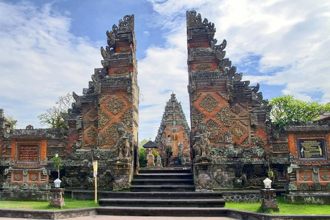 Private Tour: The Highlights of Bali, Temples, Nature and Culture