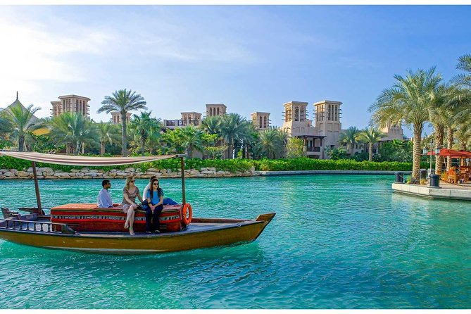 Dubai Private City Tour from Abu Dhabi | MyHolidaysAdventures