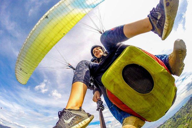 Guatapé + Paragliding + ATV Bundled Adventure Tour
