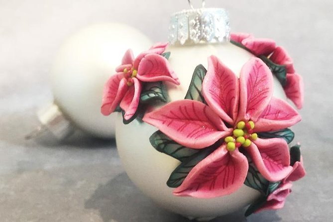 Create a ceramic ornament in Ellicottville, NY photo 6
