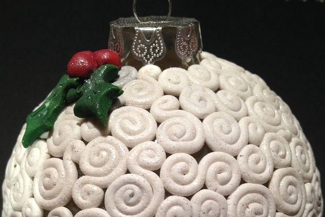 Create a ceramic ornament in Ellicottville, NY photo 3