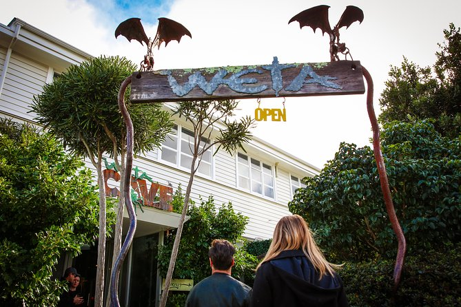 Weta Workshop Guided Movie Magic Tour Including Dinner and Transfers