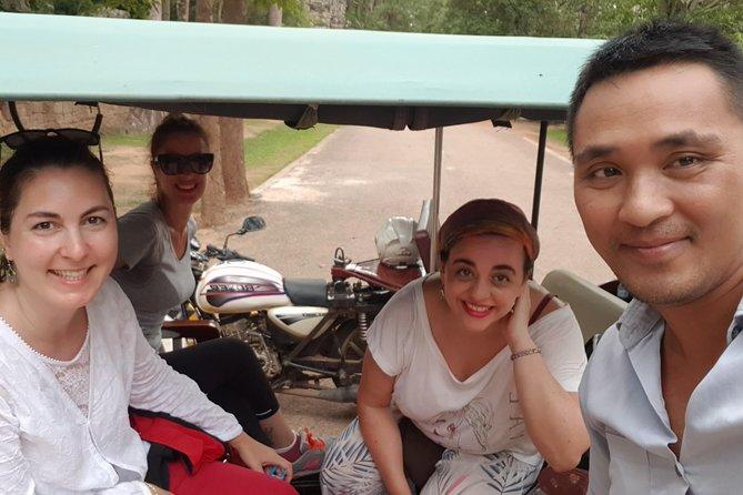 Tuk Tuk Happy Tour 2 Day to Angkor Wat