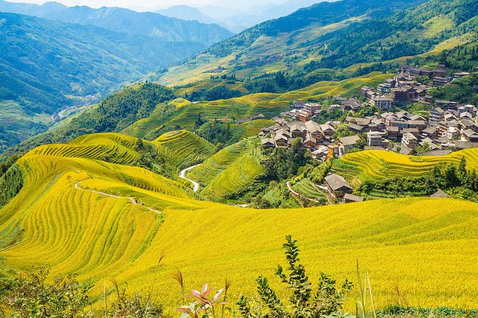2-Day Longji Rice Terraces and Minority Culture & Li River Cruise from Guilin