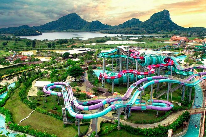 Ramayana Water Park in Pattaya Admission Ticket photo 6