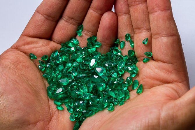 Colombian Emerald Trader Experience
