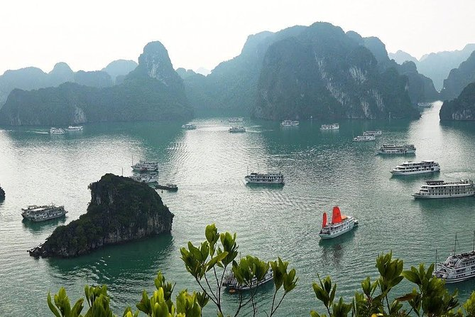 Halong Bay Full Day Tour From Hanoi photo 6