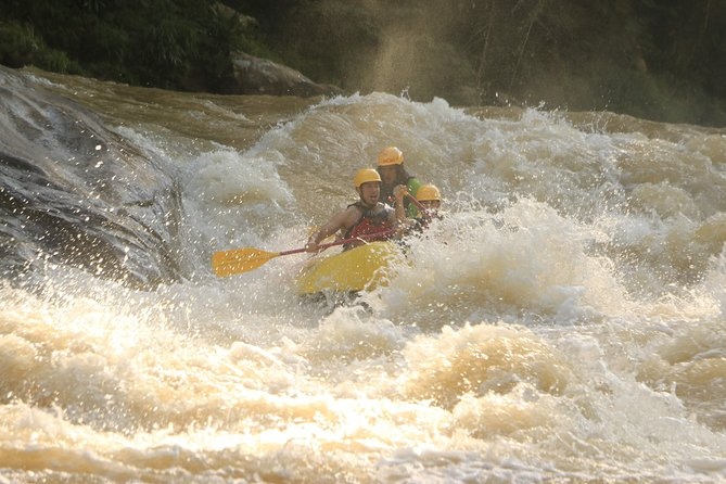 Guatapé + Rafting Bundled Adventure Tour