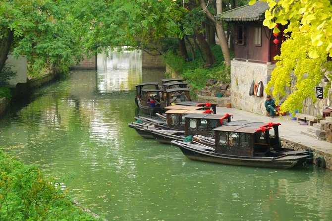 Half-Day Private Customized Suzhou Highlights with Lunch or Dinner Option