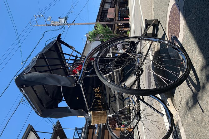 Rickshaw De Go ---Transport from your hotel to destination inside Takayama--- photo 4