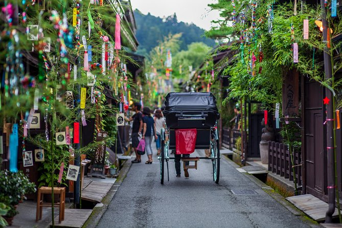 Rickshaw De Go ---Transport from your hotel to destination inside Takayama--- photo 6