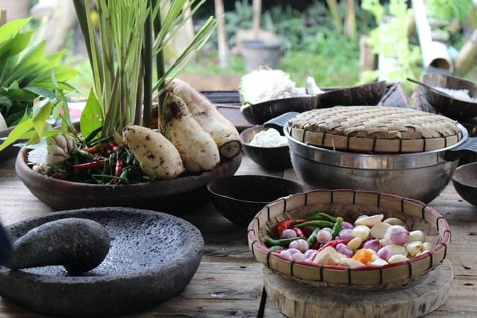 Balinese Cooking Class at Organic Farm
