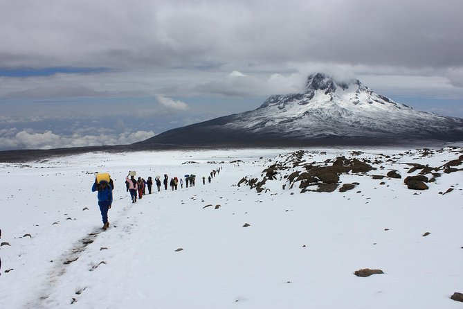 Kilimanjaro Marangu Route 5 Days photo 3