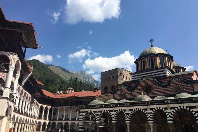 One Day Trip to Boyana Church and Rila Monastery