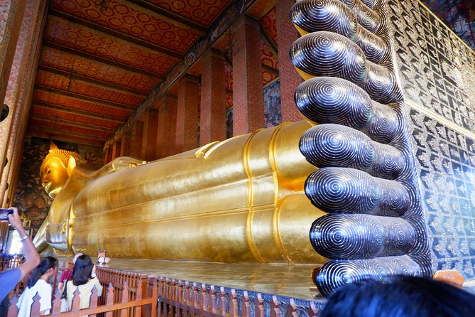 Private : Bangkok City Tour with private guide by public transports