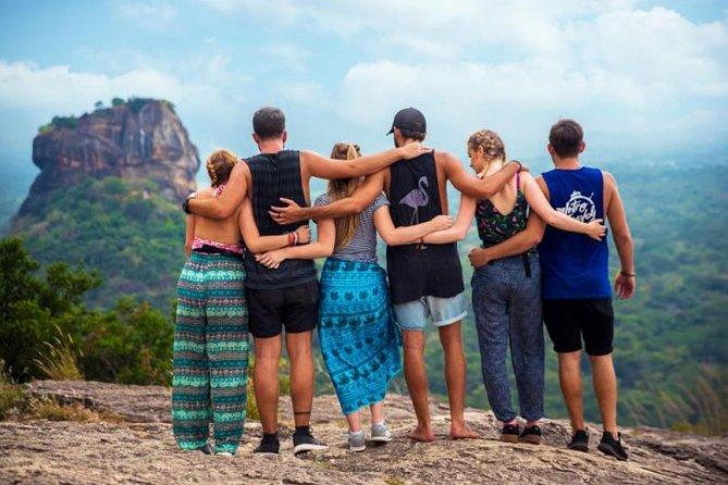 Sigiriya Rock Fortress And Dambulla Rock Cave Temple Tour (All Inclusive)