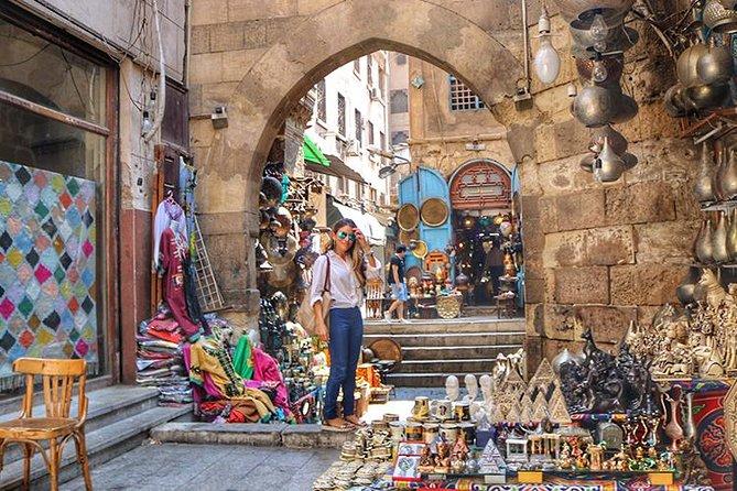 Jewish, Coptic & Old Cairo Tour