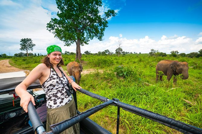 Half-Day at Udawalawe National Park ex-Galle | Jeep Safari Included photo 4