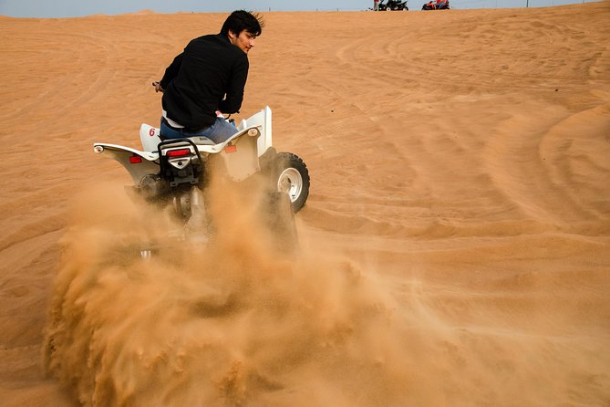 Desert Safari with Quad Bike Self Drive
