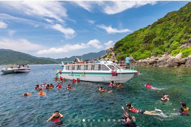 Speed Boat and Snorkeling in Chàm Island