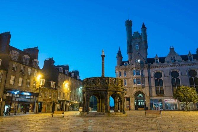 Aberdeen to Glasgow Luxury Taxi Transfer