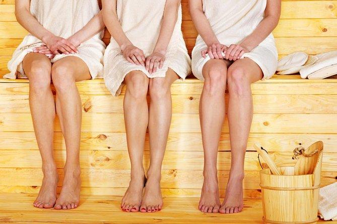 Enjoy Detoxifying Sauna In Nha Trang Galina Spa .