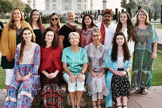 Golden Triangle Tour. Delhi-Agra-Jaipur-Delhi
