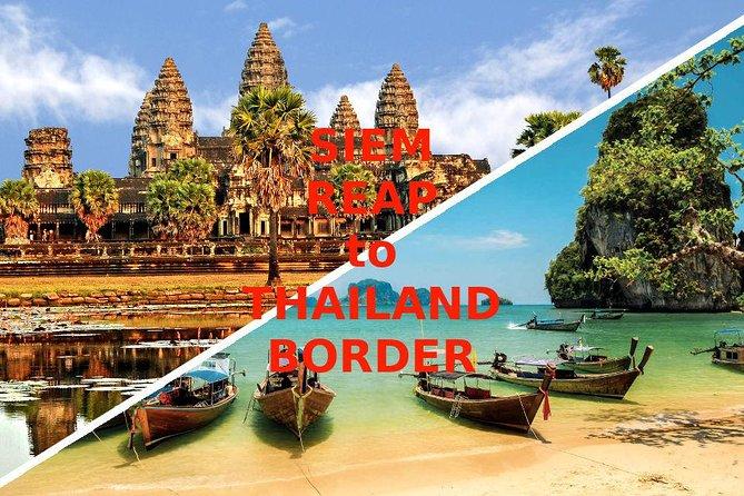 Border Transfer (Siem Reap to Thailand)