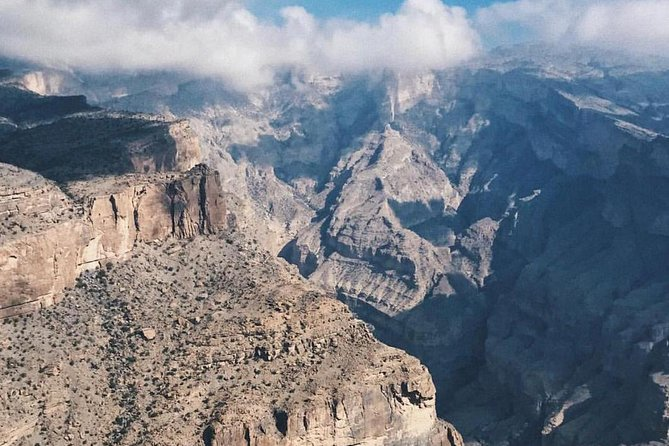 JEBEL SHAMS HIKE – Oman's Highest Peak