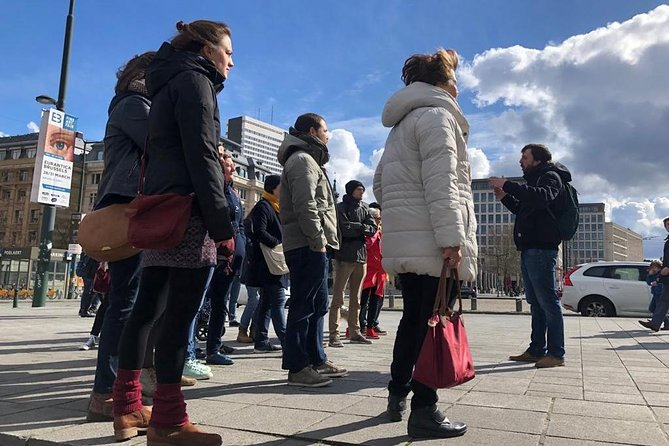 Guided Tour : Celebrity Brussels