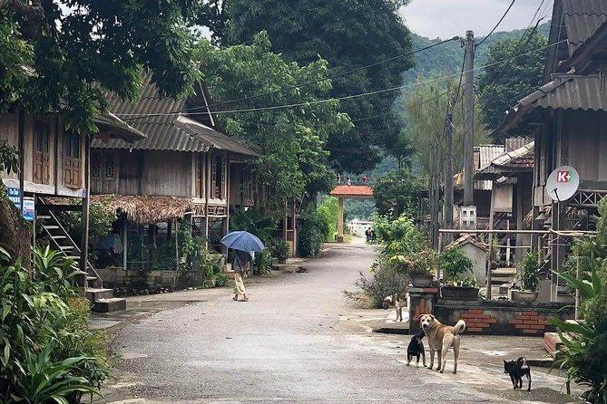 Mai Chau Fullday tour with biking From Hanoi
