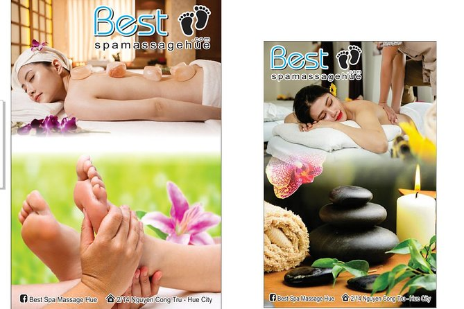 Best Spa Massage Hue