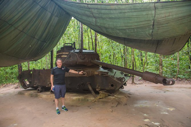 Ho Chi Minh City Combine Cu Chi Tunnels In One Day