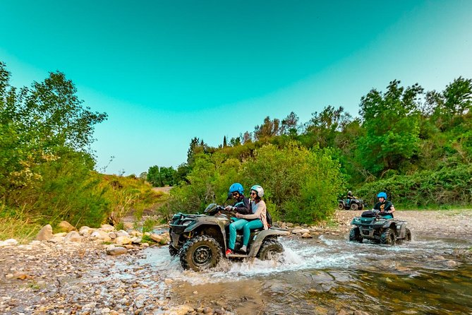 Hike on the trails of the ancient shepherds - 4h - Quad/ATV