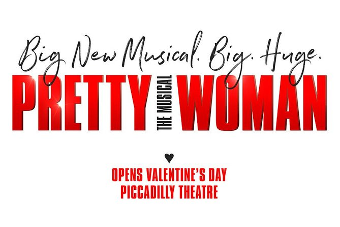 Pretty Woman - The Musical Ticket