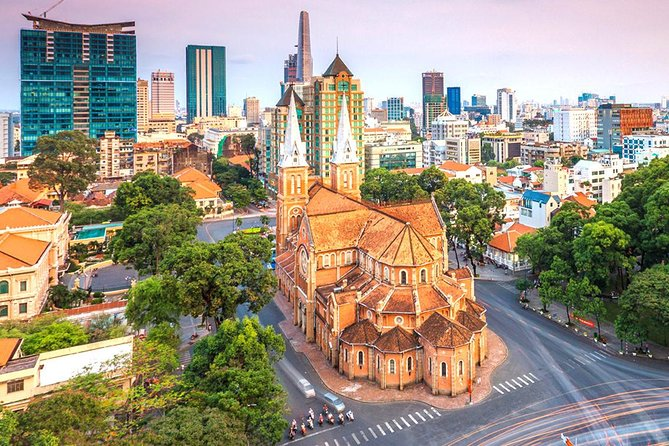 Ho Chi Minh Half Day City Tour - Private