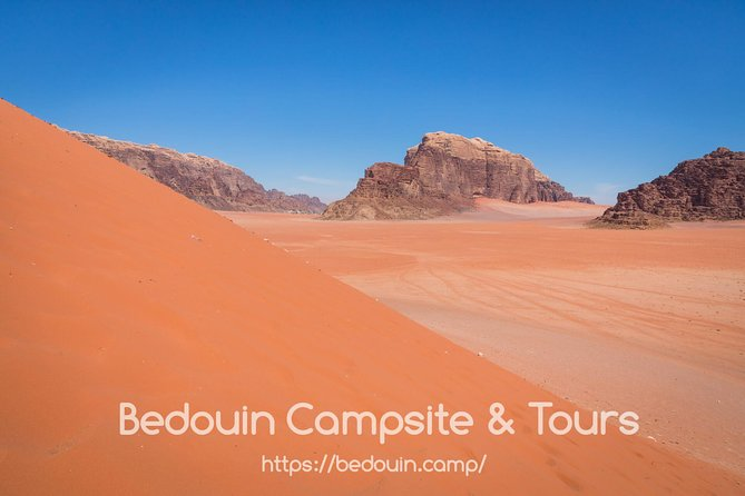 Al Ramal Red Sand Dune | Jeep - Hikking | 2 hours photo 4