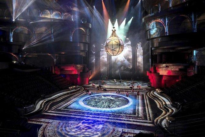 La Perle Show by Dragone Dubai With Private Transfers