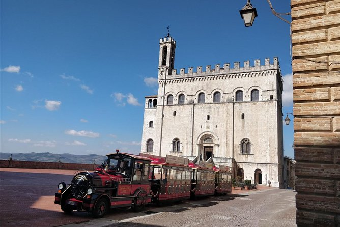 Gubbio Express, Journey into the History of Gubbio