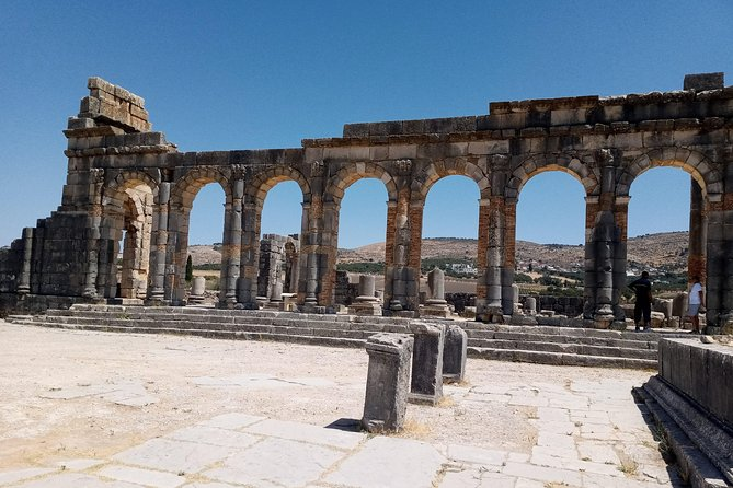 Volubilis, Moulay Idress and Meknes Day Tour from Fes