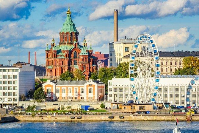 Helsinki Hightlights and Food Tasting Tour