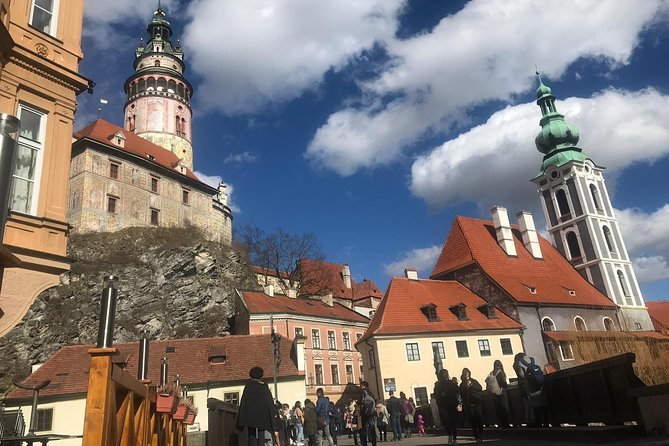 Day Tour from Prague to Cesky Krumlov with English Guide