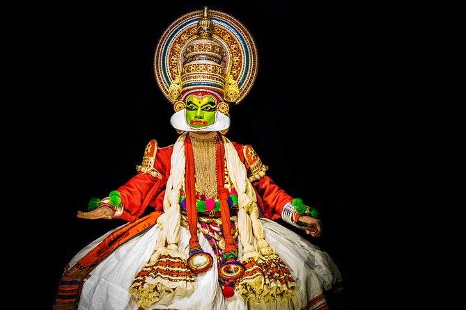 Skip the Line: Experience Kathakali in Kochi Ticket